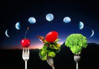 La dieta della Luna