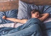 il sonno e i suoi benefici