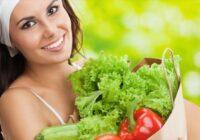 cibo salutare e benessere fisico